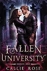 Fallen University: Complete Series (Books 1-3): A Reverse Harem Romance Kindle Edition