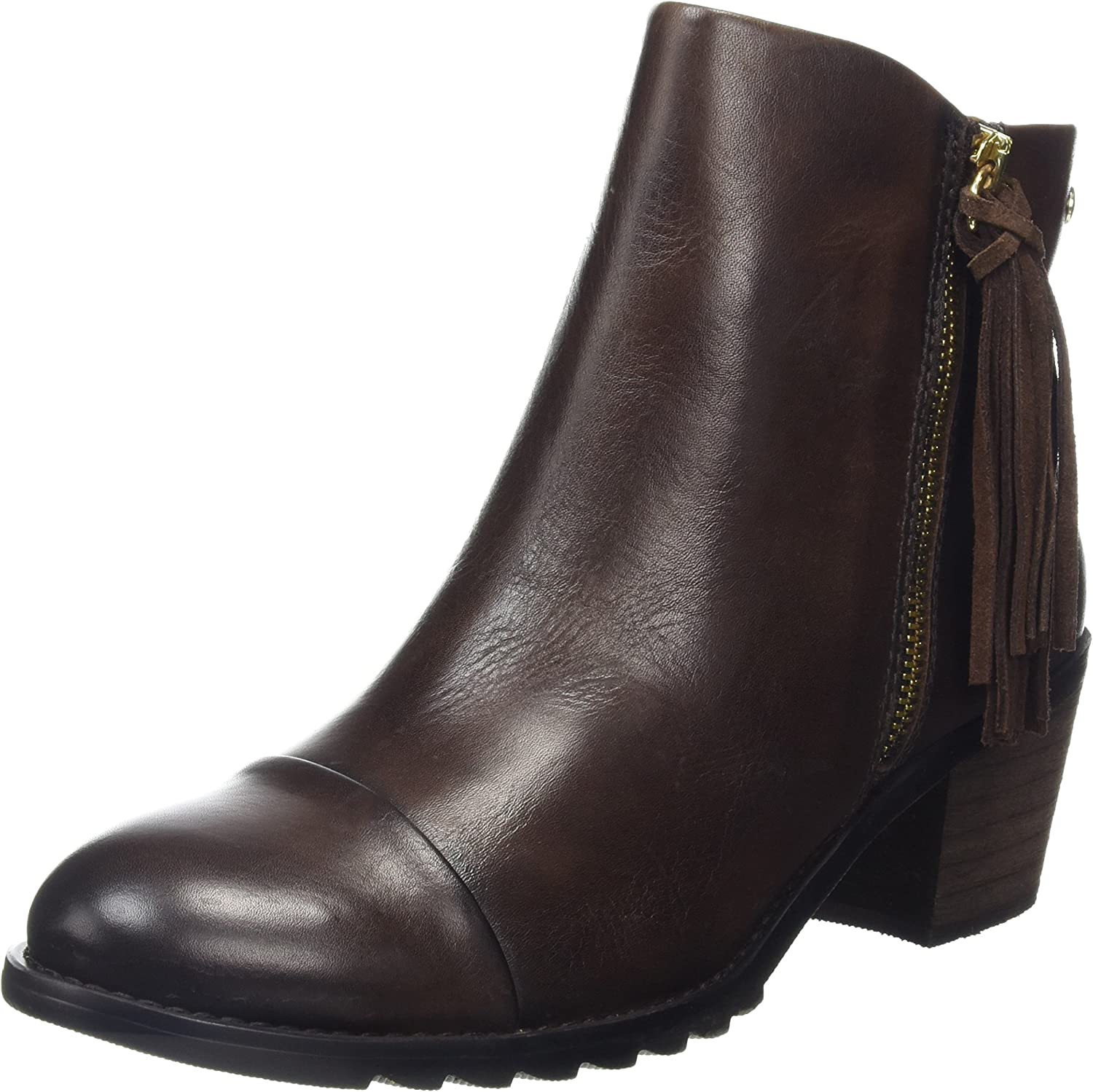 Women's Pikolinos, Andorra 913-9553 Ankle Boot BROWN 41 M