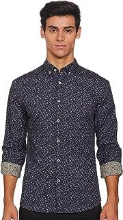 Celio Men's Pawaflor Dress Shirt