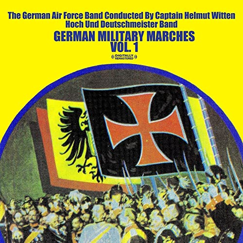 Kaiserjager Marsch The Kaiser March By The German Air Force Band