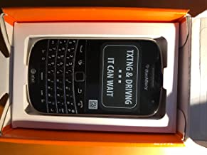 BlackBerry Bold 9900 No Contract 4G GSM 5MP HD Global Smartphone - AT&T Wireless