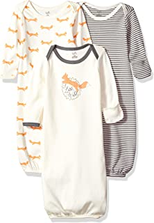 Touched by Nature Baby Organic Cotton Gown