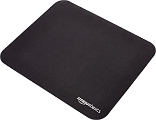 AmazonBasics Gaming Computer Mouse Pad - Black