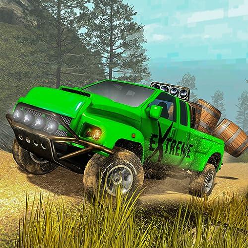 Offroad Truck Simulator: Monster Truck Spiele