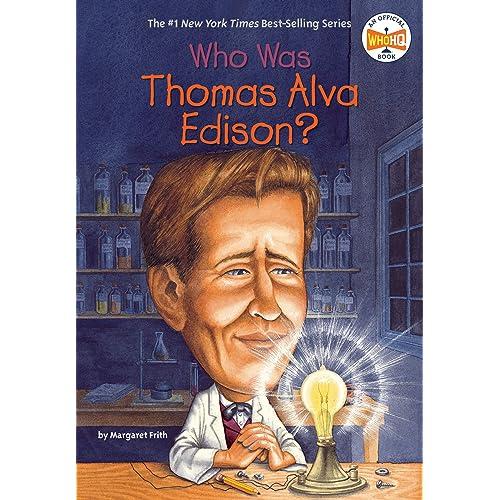 Thomas Edison Biography for Kids: Amazon com