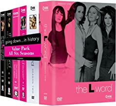 L-Word: Complete Series Pack [Reino Unido] [DVD]