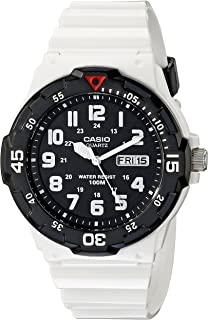 Men's MRW200HC Classic Stainless Steel Watch