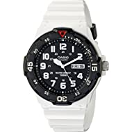 Casio Men's MRW200HC Classic Stainless Steel Watch