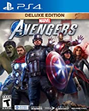 Marvel's Avengers: Deluxe Edition - PlayStation 4