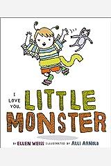 I Love You, Little Monster Kindle Edition