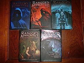 Ranger's Apprentice Hardcover Book Set 1-5