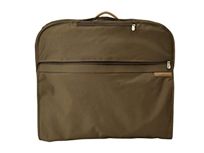 Briggs & Riley Baseline Classic Garment Cover (Olive) Luggage