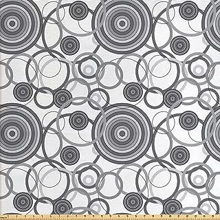 Best circle print fabric Reviews