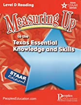 Measuring Up to the Texas Essential Knowledge and Skills - Texas STAAR Edition - Level D Reading