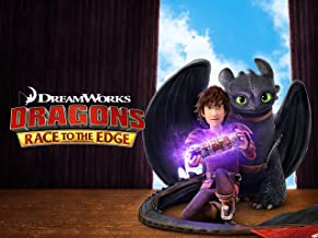 Dragons: Race to the Edge Season 1