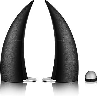 Edifier E30 aktiva 2.0-högtalare med SUB-utgång och originalestetik