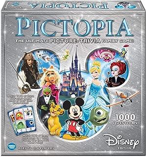 Pictopia-Family Trivia Game: Disney Edition by Ruksikhao
