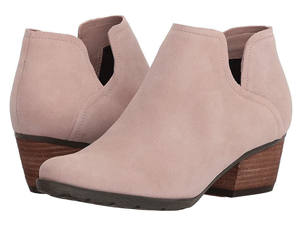Blondo Victoria Waterproof (Light Pink Suede) Women