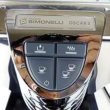 Nuova Simonelli Oscar Direct Connect Version Black Espresso Machine Mop140D204