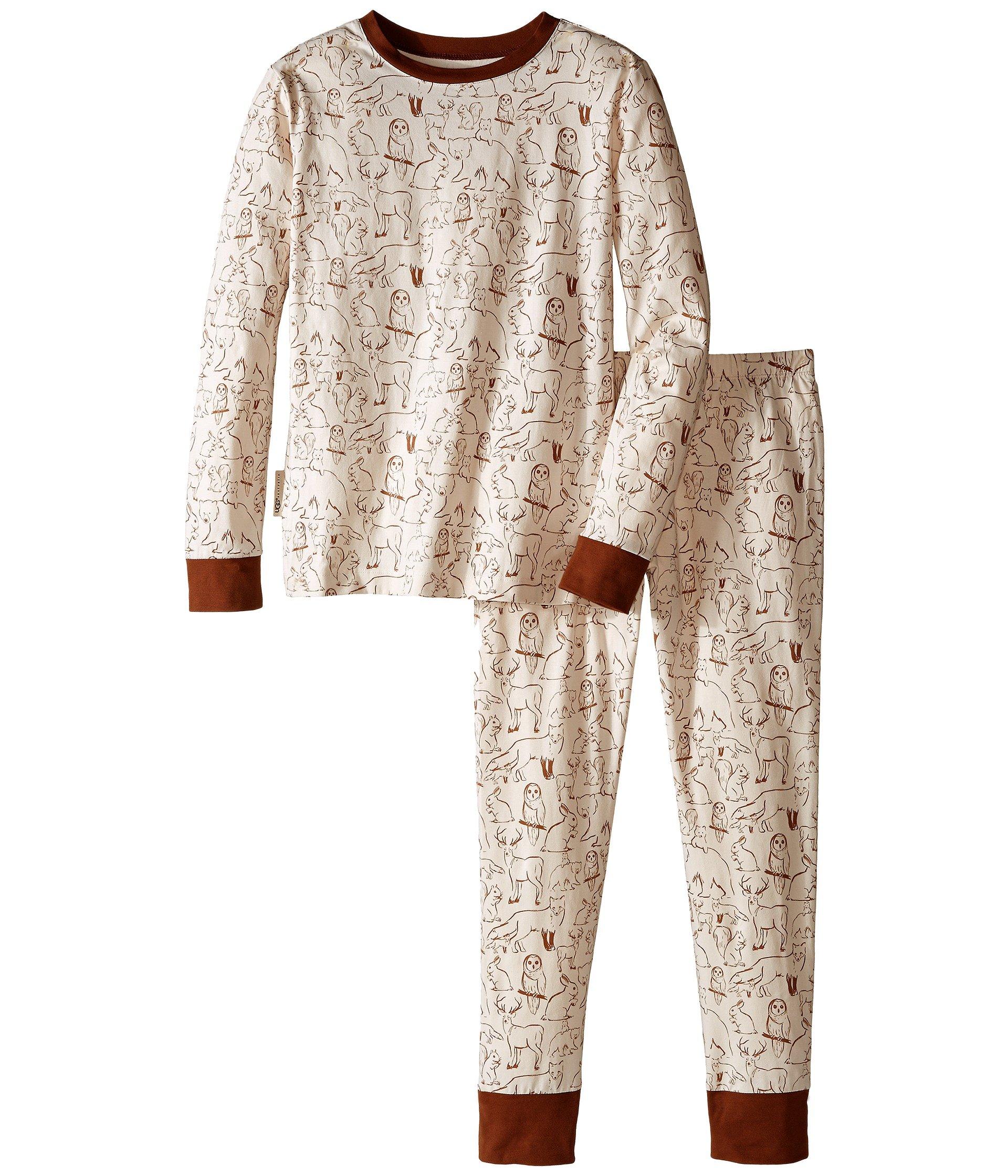 Pijama para Niño UGG Kids Rascal Pj Set (Little Kids/Big Kids)  + UGG en VeoyCompro.net