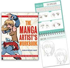 The Manga Artist's Workbook: Easy-to-Follow Lessons for Creating Your Own Characters Book PDF