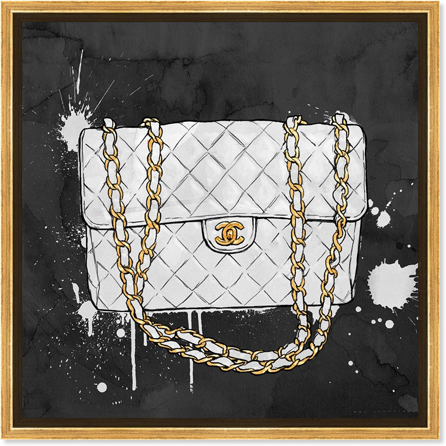 The Oliver Gal Artist Co. Fashion Art Wall Print Super beauty product restock quality top Lowest price challenge Canvas and Glam