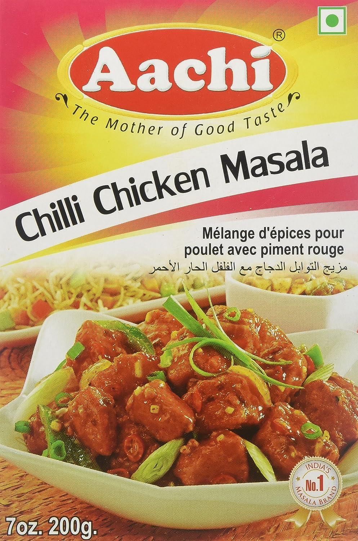 Cheap bargain Aachi Max 56% OFF Chilli Chicken 200g Masala