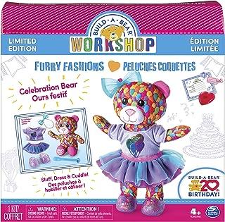 Build A Bear Workshop - Furry Fashions 20th Birthday Celebration Bear - Limited Edition