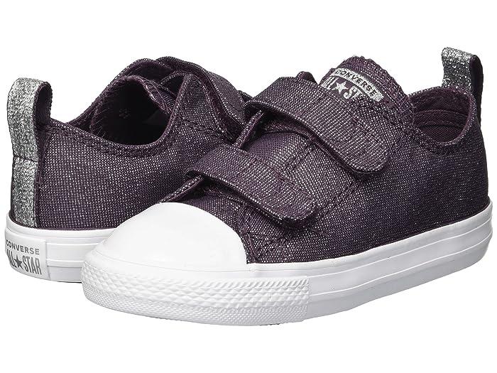 0b806ea34e6a9 Converse Kids Chuck Taylor® All Star® 2V Ox (Infant/Toddler) | 6pm
