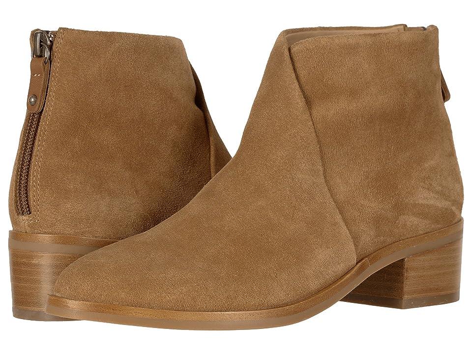 Soludos Venetian Bootie (Tan 1) Women's Boots