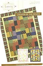 cheaper by the dozen quilt pattern