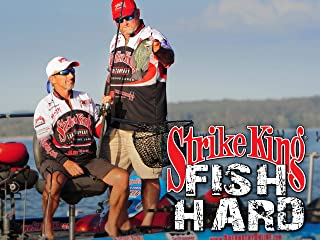 Strike King's Fish Hard - Season 3