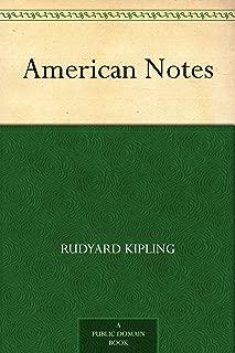 kipling american notes