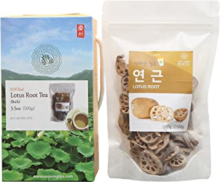 lotus root tea