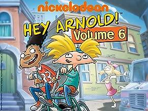 Hey Arnold! Volume 6