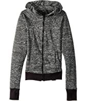 Hooded Fleece Jacket (Big Kids)