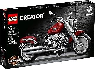 LEGO Creator - Harley Davidson Fat Boy, Maqueta