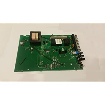 Genie Replacement Control Board 36190S.S for Chain Drive Models, 6 Terminal Board ML