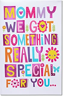 American Greetings Pop Up Mother's Day Card (Something Special)