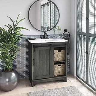 Best farmhouse bathroom vanity top Reviews