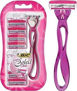 Bic Simply Soleil Click Size Razor 1pk
