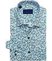 Paisley Linen Sport Shirt