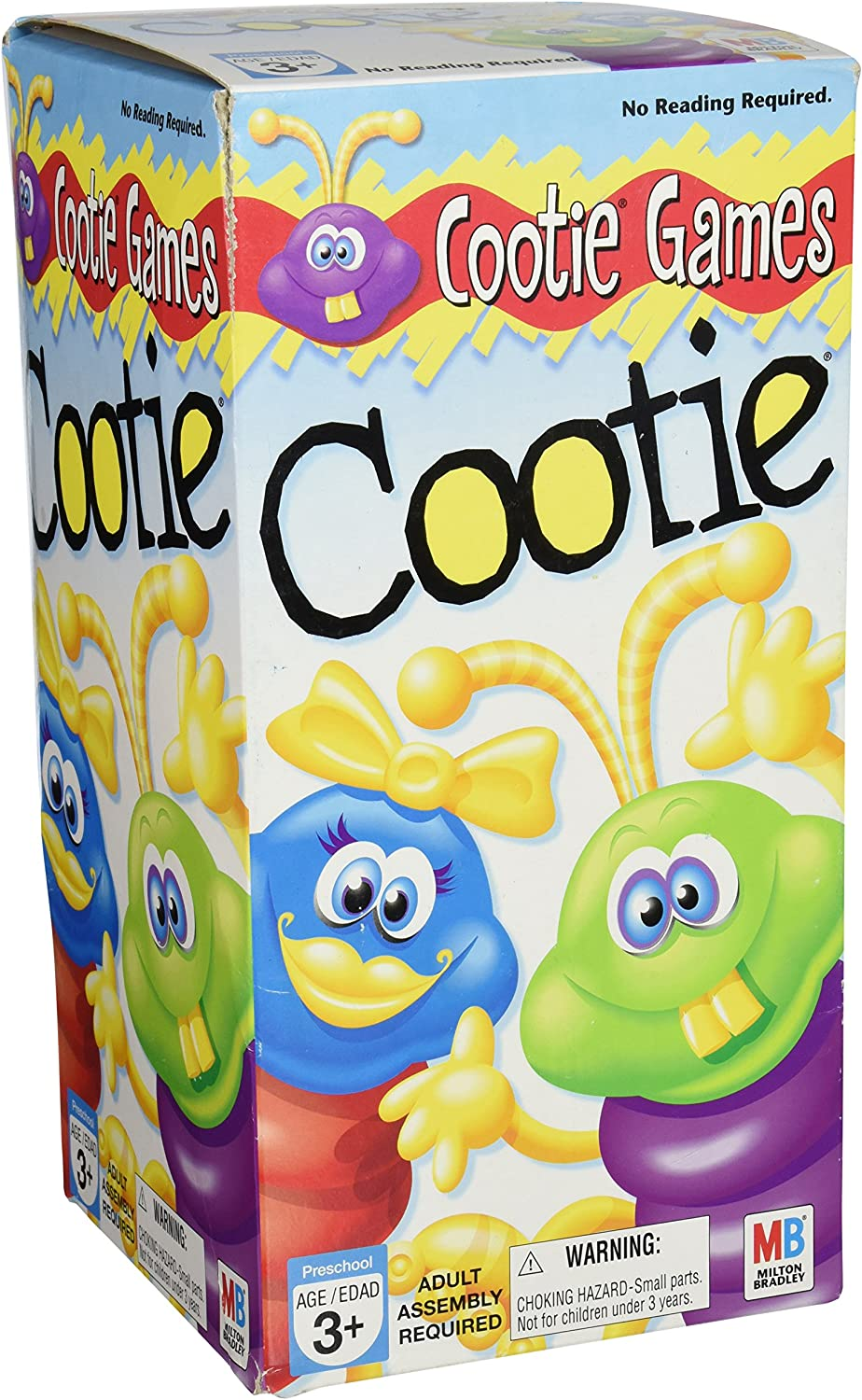 Hasbro Max 43% OFF Gaming Time sale Cootie