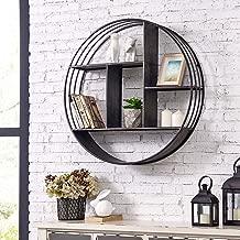 Best circular metal shelf Reviews