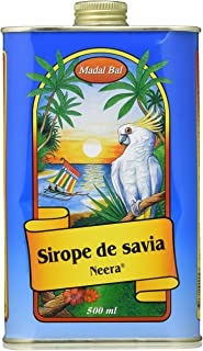 comprar comparacion Madal Bal Sirope de Savia Neera- 500 ml