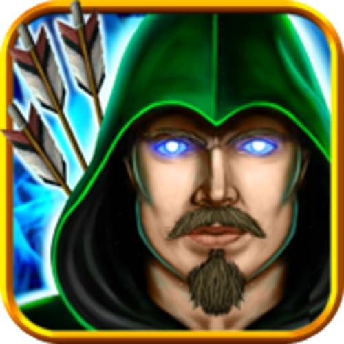 Robin des Bois Arc et Flèche Jeu de Tir à l'Arc