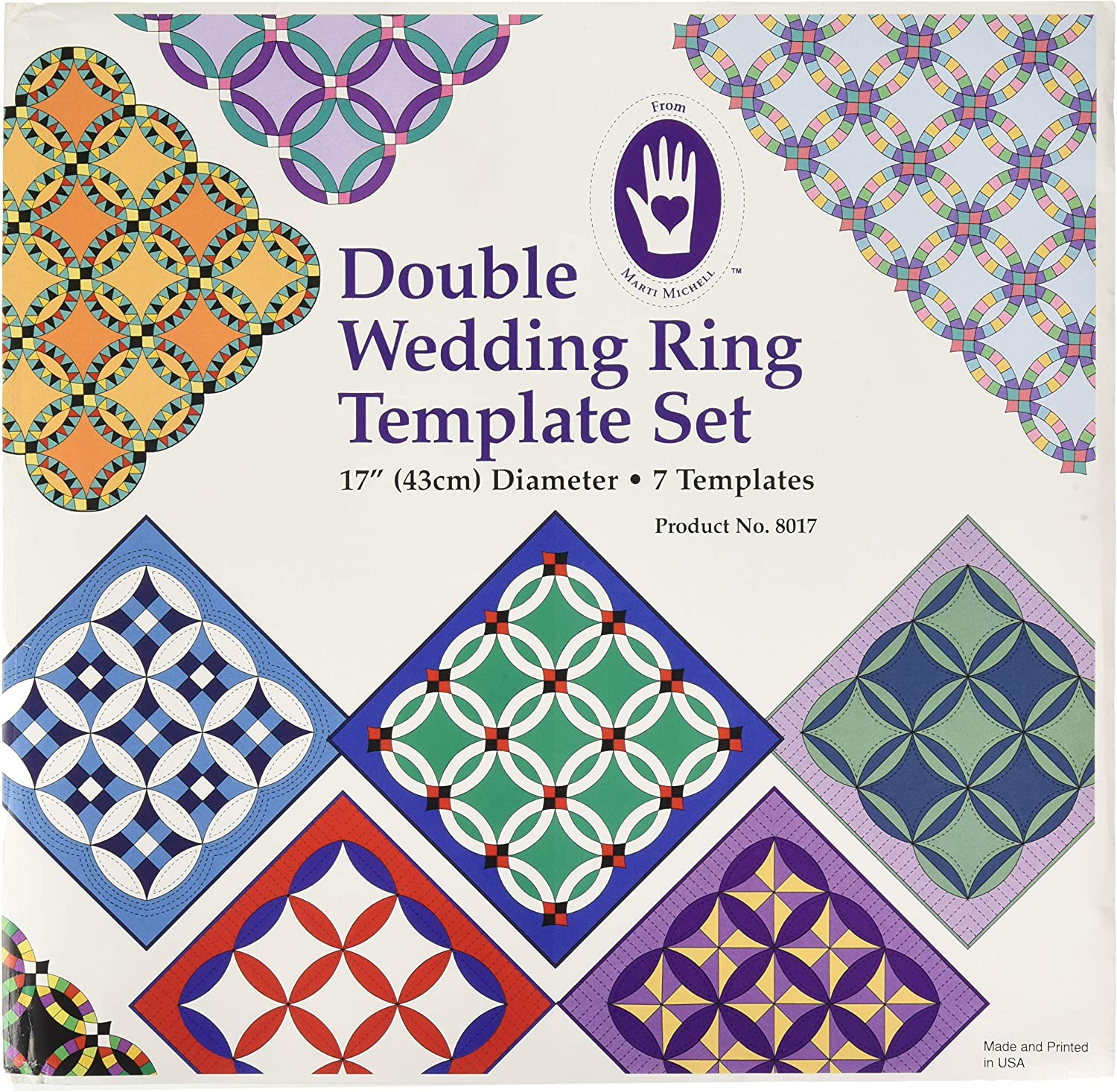 Marti Michell Large-scale sale Reservation Double Template Wedding Ring