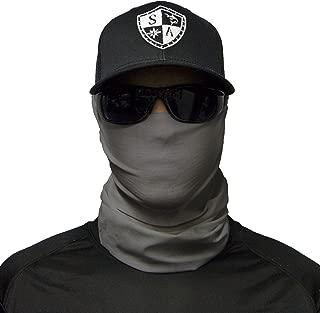 S A - 1 UV Face Shield - Multipurpose Neck Gaiter, Balaclava, Elastic Face Mask for Men and Women