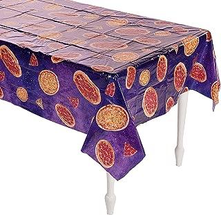 Fun Express Pizza Party Tablecloth - 54