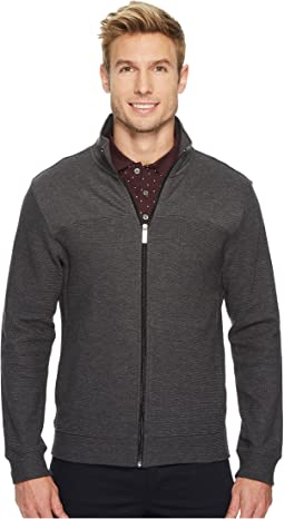 Perry Ellis - Textured Knit Jacket